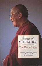 Stages of Meditation 9781559391979 by Dalai Lama XIV Paperback