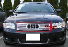 Fits 2002-2005 Audi A4 Perimeter Grille Insert
