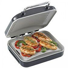 Parrilla De Salud peludas ciclistas de Cerámica & curva de prensa para panini Tostadora Sandwich Maker