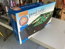 dave and buster tabletop billiards