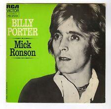 45 RPM SP MICK RONSON BILLY PORTER