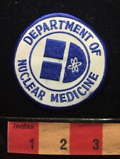 Vtg CT Patch DEPARTMENT OF NUCLEAR MEDICINE DANBURY HOSPITAL 66C7