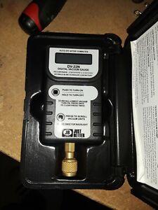 Digital Vacuum Gauge JB Industries DV-24N