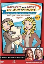 MARY-KATE AND ASHLEY IN ACTION! (VOL. 1) MISTY AND AMBER VS. RENEE LA ROUGE