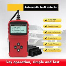 FOR PEUGEOT OBD2 CAN BUS EOBD CAR FAULT CODE READER ENGINE SCAN DIAGNOSTIC RESET