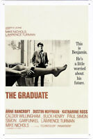 Posters USA PRM494 The Graduate 1967 Movie Poster Glossy Finish