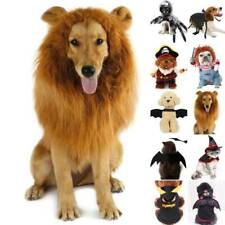 Halloween Pet Funny Clothes Dog Puppy Cat Party Cosplay Costume Fancy Dress Prop