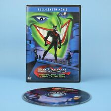 Batman Beyond - Return Of The Joker DVD - The Animated Series - GUARANTEED