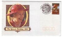 """1993 FDC. Australia. Queen's Birthday. PictPMK """"QUEENSCLIFF"""""""
