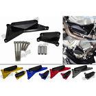 Engine Stator Pulse Sliders Crash Pad Protector Set Fit 2013-2017 BMW S1000R K47
