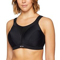 Shock Absorber Womens SA D Max Bra, N109, Black, 40FF