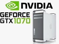 Apple Mac Pro 5,1 3.33GHz NVIDIA GTX 1070 Dual CPU 12 Core 512GB SSD 2TB 32GB