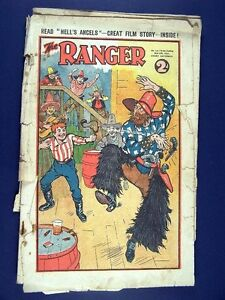1931 (May 9th) #13 THE RANGER Boys Story Paper FREE SHIP