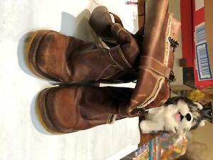 Womens Shoes- Destroy  Size Uk 6 Colour Brown