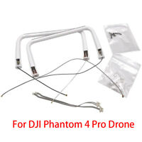 2PC For DJI Phantom 4 Pro Drone RC Landing Gear with Antenna&Compass Parts New