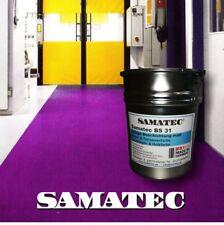 SAMATEC BS31 Alkydharz MATT Dachfarbe Dachziegelfarbe Schwedenrot ab7,49€/kg