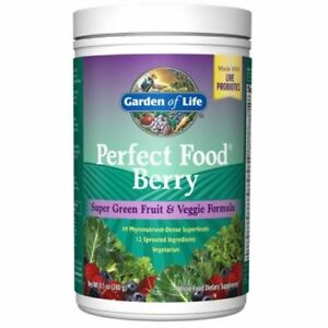 Perfect Food Berry 240 mg  by Garden of Life