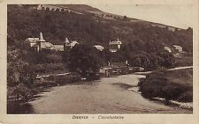 Luxemourg Diekirch Dikrech - Clairefontaine circa 1930 sepia postcard