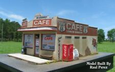 HO Scale Route 66 Series: DESERT CAFE Kit (2017)