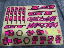 2 sets of 1994 Hoffman Big Daddy Decals Retro Old School BMX Sticker Full Set