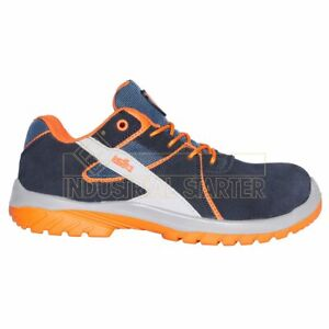 Issa Industry Plus  Station scarpa da lavoro metal free EN ISO 20345 S1P SRC