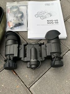 AGM – NVG-40 Complete Night Vision Goggle Kit (without tubes)