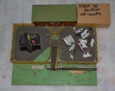 American Flyer #771/K771 Operating Stockyard w/8 Cows & Control Button