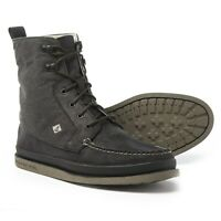 New Men`s Sperry Authentic Original Surplus Boots  STS16287