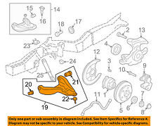 GM OEM Front-Lower Control Arm 15293527