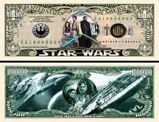 STAR WARS LE REVEIL DE LA FORCE BILLET MILLION DOLLAR US! Collection the AWAKENS