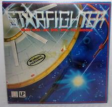 Lp Games 80'S Vtg Board Game Star Fighter European Greek Version New Vhtf Rare