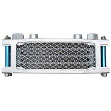 New Blue Radiator Oil Cooler Aluminum For ATV Honda 60CC 90CC 125CC 150CC