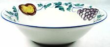 Fruttie Coupe Bowl Round Vegetable Tabletops Unlimited 9 5/8 inch Diameter   352