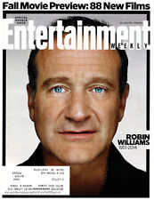 Entertainment Weekly August 22/29 2014 Robin Williams George Takei Teen Wolf