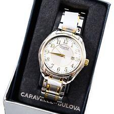 Caravelle by Bulova Unisex Wrist Watch Brand new