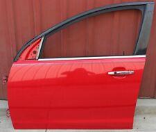 2014-2017 Chevrolet SS Sedan Caprice LH Driver Side Front Door Red Hot 2 OEM GM