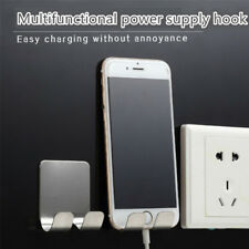 Wall  Mount  Phone Holder Socket Charging Charger For Stand Holder Shelf Support