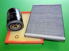FILTRO inspektionskit Set pacchetto S SKODA VW Passat 3bg SUPERB 3u 2,0 1,6