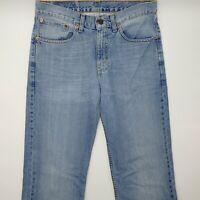 Levi's 751 W31 L32 blau blue Herren Men Designer Denim Jeans Hose Gerades Bein