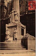 CPA Rouen-Le Monument aux Morts de la Grande Guerre (269565)