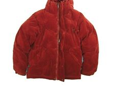 Burton Ronin Size Medium Dark Red Hooded Ski Snowboard Jacket