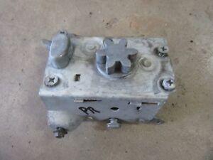 1955 Ford Custom line wagon 4 door PASS REAR door latch mechanism rat rod part