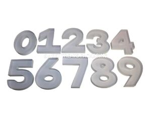 Empty Pick N Mix FILLABLE NUMBERS & LETTERS-🌟FOOD SAFE✅1st CLASS- UP TO 10% OFF