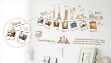 Travel all the way - Wall Decal Wall Art Removable Sticker