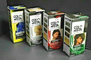 Loreal Colorista Hair Makeup - 1 Day Color - You Choose Color (LF1-3)