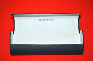 Warby Parker Eyeglasses Case Pouch Storage Travel Sunglasses Holder Very Nice