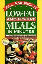 All-American Low-Fat & No-Fat Meals in Minutes
