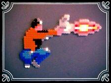 ** ~ Conrad Hart-Flash Back-Pixel habitación Decoraciones Hama ~ **