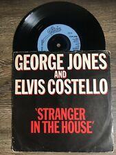 "George Jones & Elvis Costello ""Stranger in The House"""
