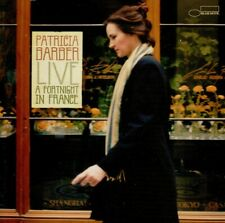 PATRICIA BARBER  a fortnight in France  LIVE
